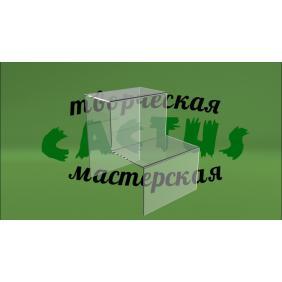 Подставки из пластика для товаров