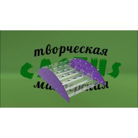 Пластиковая подставка для косметики