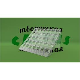 Подставка под блеск для губ из оргстекла