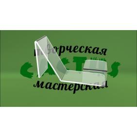 Подставка под обувь с каблуком