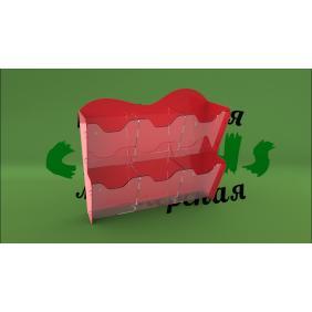 Подставка для бумажных салфеток